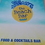 Photo de The Beach Bar
