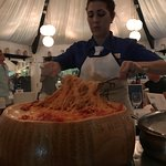 Cheesy pasta!