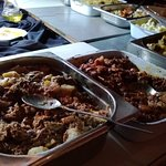 ....some hot dishes