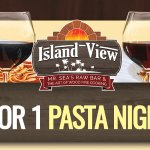 Enjoy our 2 for 1 pasta nights from 5pm - 8pm on Tuesdays and Thursdays!