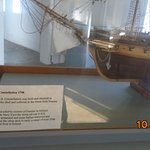 USS Constellation brought famine relief