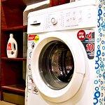 The Cottage Washing Machine