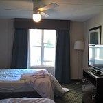 Grandes habitacioines y camas comodas