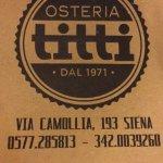 Photo of Osteria Titti