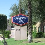 Welocme to Hampton Inn Phoenix Airport North