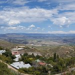 View from the Grand Hotel in Jerome