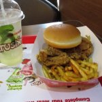 صورة فوتوغرافية لـ KFC