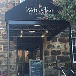 Entry to Water Stone Restaurant