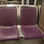 Hard Trimet Seats