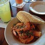 Yucutan Shrimp - Appetizer or Entree, you choose!
