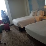 Double room!