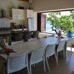 The Lowana communal dining area