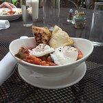 Breakfast stew,Italian style
