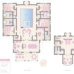 Floorplans The Villa