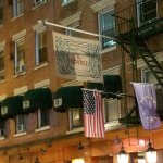 Mulberry Street Restaurant, Little Italy, NYC