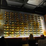 The French Brasserie - Wine Bottles, as Art