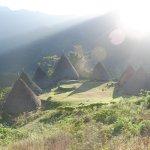 Waerebo traditional village