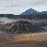 Mount Batok, Mount Bromo