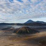 Mount Bromo, Mount Batok, Mount Semeru