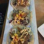 Fish tacos-corn tortilla