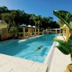 Noosa Springs Heated Swimming Pool