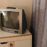 rooms were supposed to have LCD tv.... but not