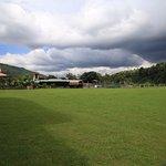 55 Yard Cricket Ground