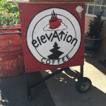 Elevation Coffee in El Prado/Taos, NM