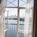 King Harbourside Balcony