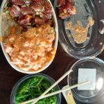 Delicious Poke and Huge Portions