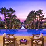 Enjoy the beauty of Mexico from our Reflecting Pool at The St. Regis Punta Mita Resort