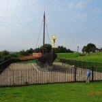 The Viking Ship 'Hugin' Image
