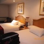 very comfortable rooms - even though these photos are from a few years ago.
