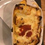 Lasagna - so creamy!