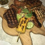 Amazing mixed grill