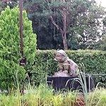 Machiboke石像