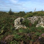 Trwyn Dinllaen Iron Age Hill Fort
