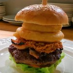 Burger Fully Loaded
