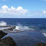 Photo of Mapu'a 'a Vaea Blowholes