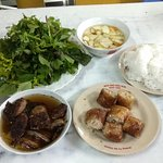 Photo of Bun Cha Nem Cua Be Dac Kim