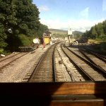 leaving Bolton Abbey station
