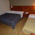 Foto de Quality Hotel Rouge et Noir Roma