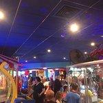 Huge arcade