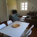Wohn-/Essbereich Wohnung A45