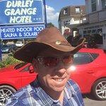 Foto de Durley Grange Hotel