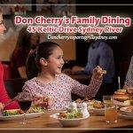 A Great Family Dining Experience at Don Cherry's Family Restaurant Sydney Nova Scotia!