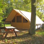 Photo of Camping Huttopia Versailles