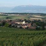 Une vue de notre village depuis le haut! Incroyable, non?