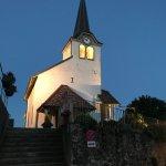 L'église, emblême incoutournable de Féchy.