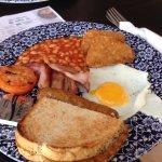 Traditional Breakfast. Yummy!